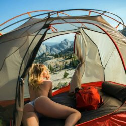 Camping With Sara Jean Underwood