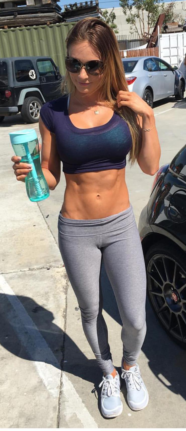 Can anyone ID her?