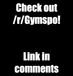 Check out /r/Gymspo!