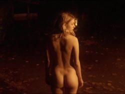 """Hannah Murray (aka Gilly from GoT) shows off her lovely backside plot in """"Bridgend"""""""