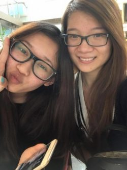 Cute Asian Girls with Glasses
