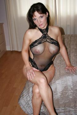 Elegantly slutty lingerie
