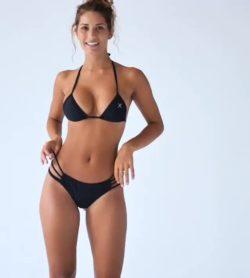 Cheeky bikinis