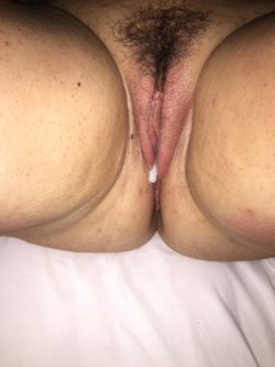 (F) Hubby just filled me