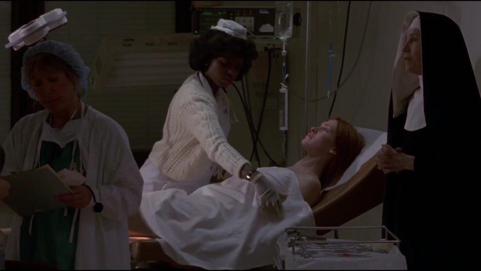 "Frankie Thorn in ""Bad Lieutenant"" [1992]"