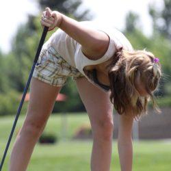Golfing is Fun