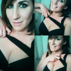 I love being on holiday! #boobselfies