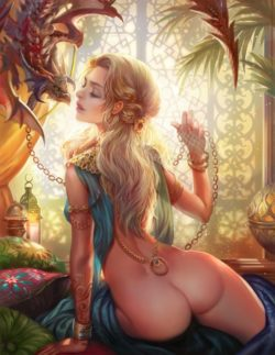 If Daenerys was Persian
