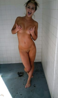 I'm sure that I would come out of that shower dirtier than when I went in!