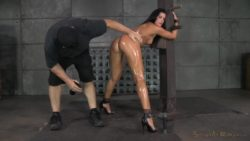 India Summer sexually broken