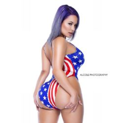 Jessica Kylie. Thickness made in America.