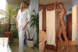 Long Cool Woman In White
