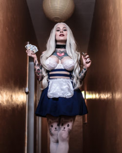 MistiDawn as Dark Alice