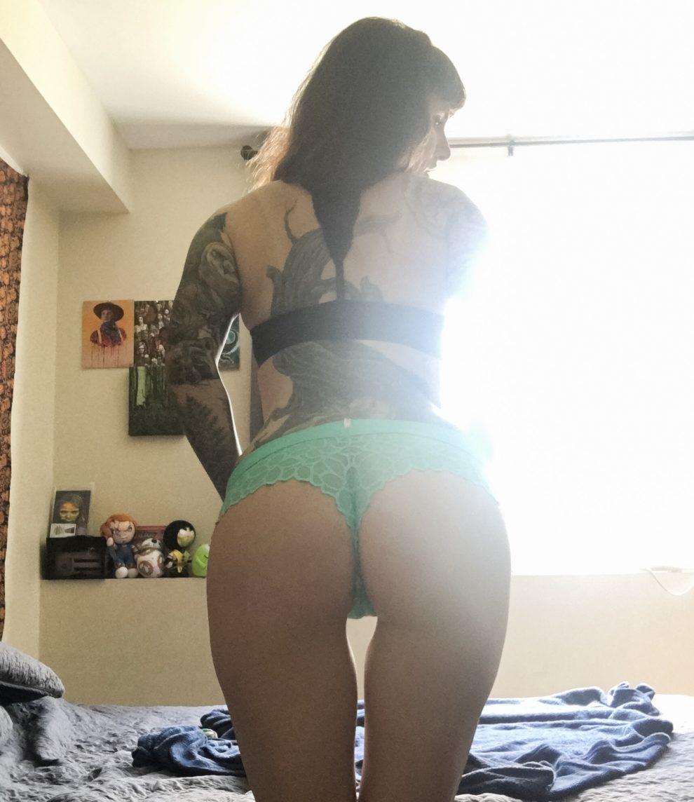 My little booty + gap