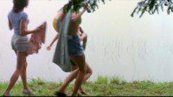 Elizabeth Banks - Wet Hot American Summer - Bikini Plot