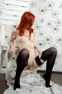 Stockings and spread