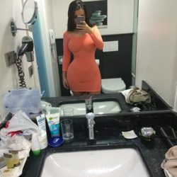 Stretched dress