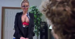 Nice Tits - In office