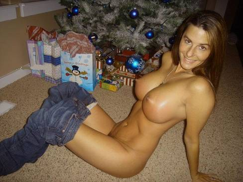 Unwrapped present