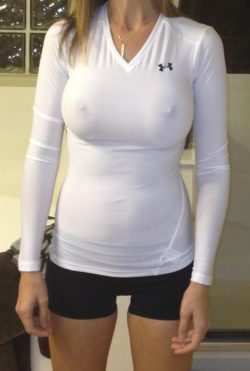 Volleyball Milf