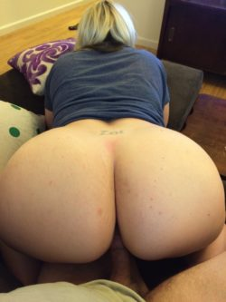 We were told by a fellow redditor we should post here....was he right do you like my ass?:) [f]
