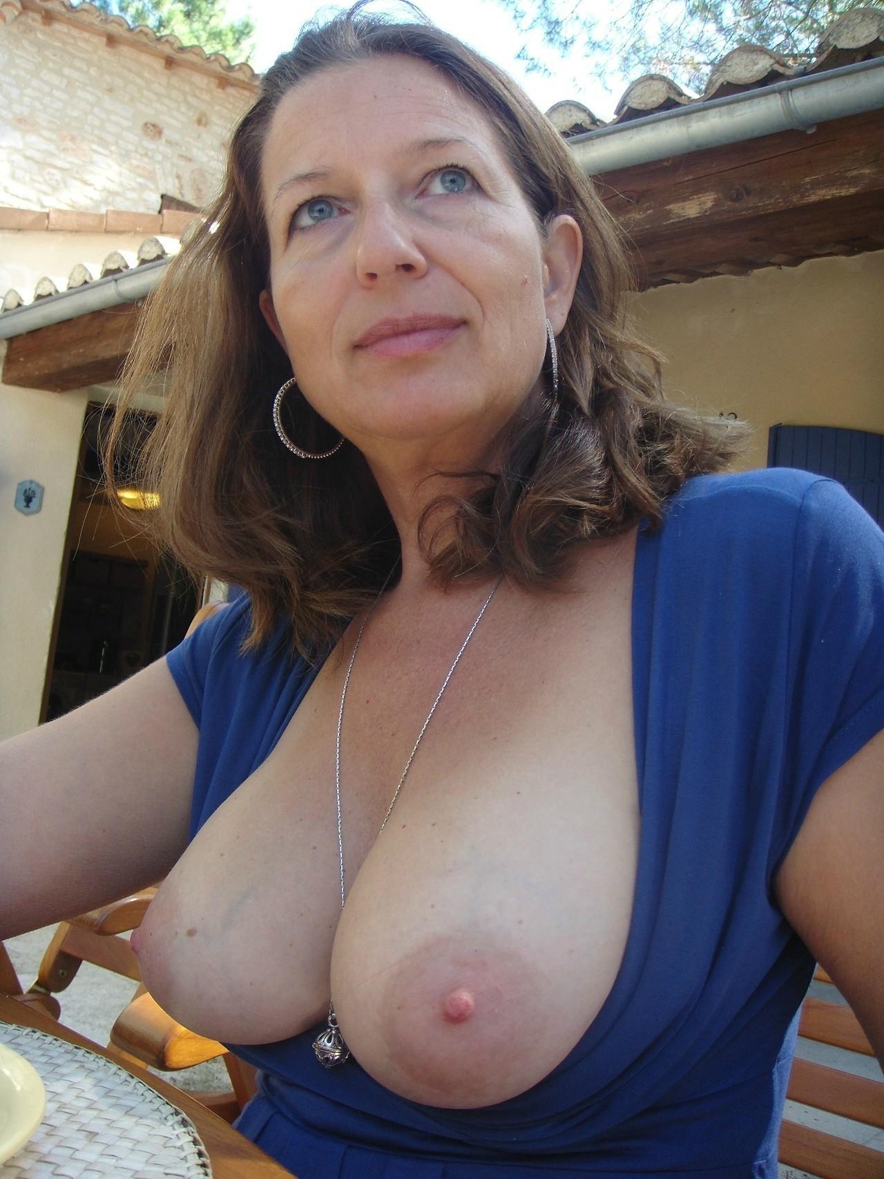 Wife big boob