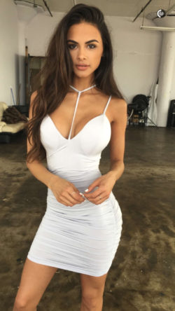 White in the warehouse