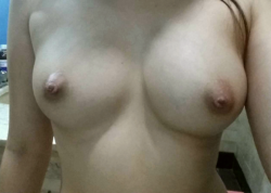 Would you say my [f] tits are small or big?