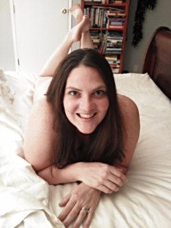 emily naked (f)