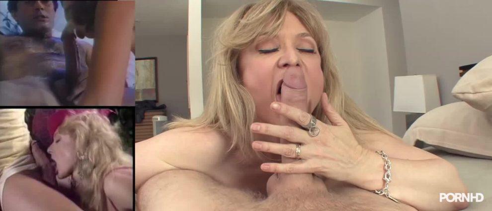 Nina Hartley's been sucking dick for 30 years
