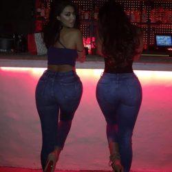 Bar booty