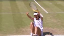Tennis Plot