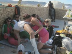 Burning Man fun