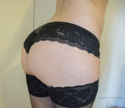 Cheeky and thigh high! [f]