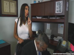 Victoria Valencia – Bring Your Daughter to Work Day