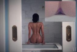 Demi Lovato's shitspigot