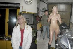 Garage fun