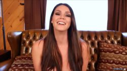 "Alison Tyler - ""Statuesque Alison takes on a big dong"""