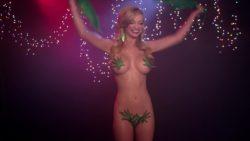 Mindy Robinson Dancing Nude In Bikini Model Academy