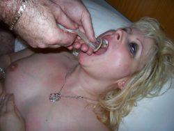 Her Feeding Time