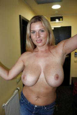 I love her boobs