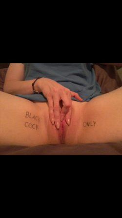 I need a black cock in Dallas to fuck my wife. I give you free range to fuck her how you please. She wants to experience her first black dick. She's the tightest pussy I've had.