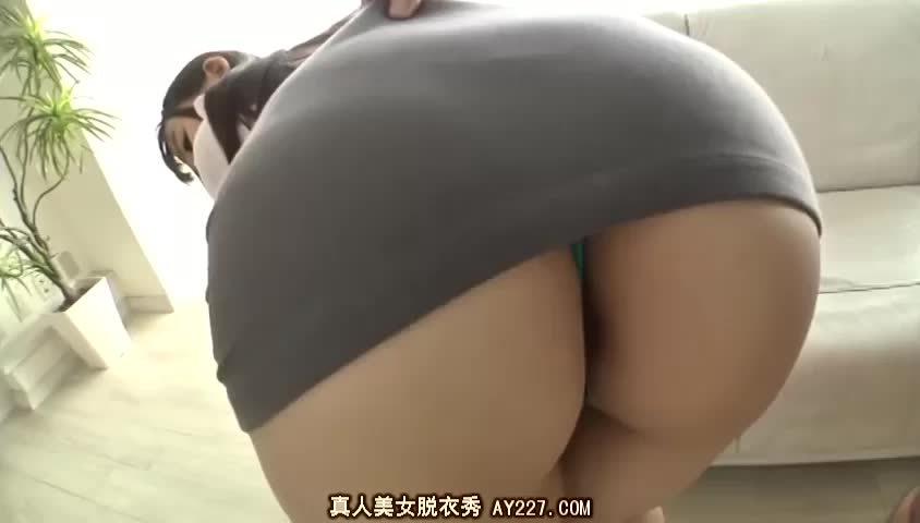 Kawaoto Kurumi - Cute Little Ass