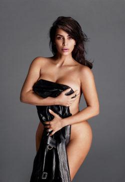 Kim Kardashian (2016 GQ cover without text)