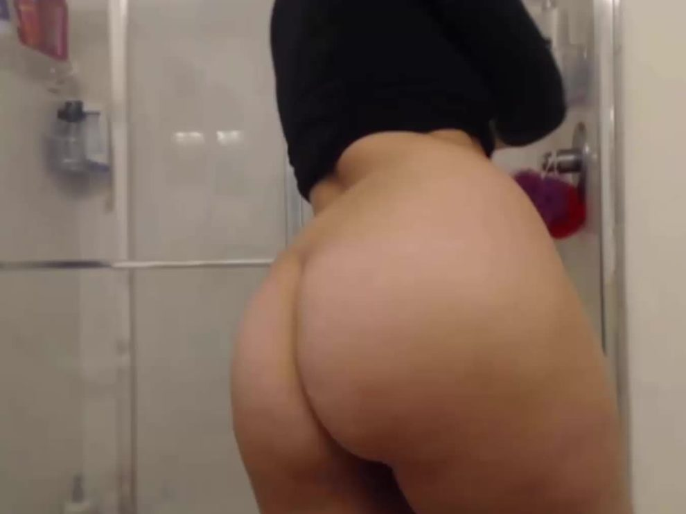 PAWG Babi Jay in the Shower