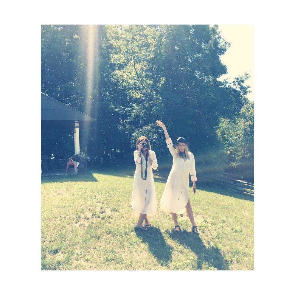 Olivia Wilde on Instagram - (x-post /r/BacklitBeauty)