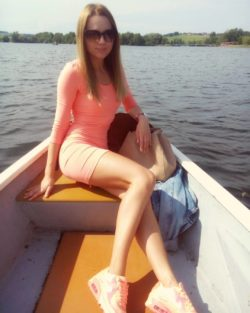 Out for a boat ride