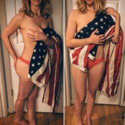 Patriotic weekend.