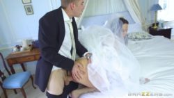 Simony Diamond - Big Butt Wedding Day