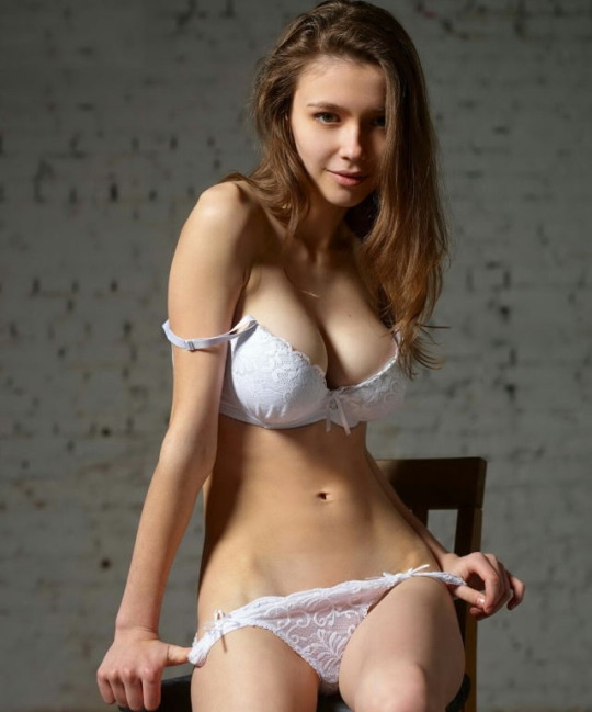 Sexy In White
